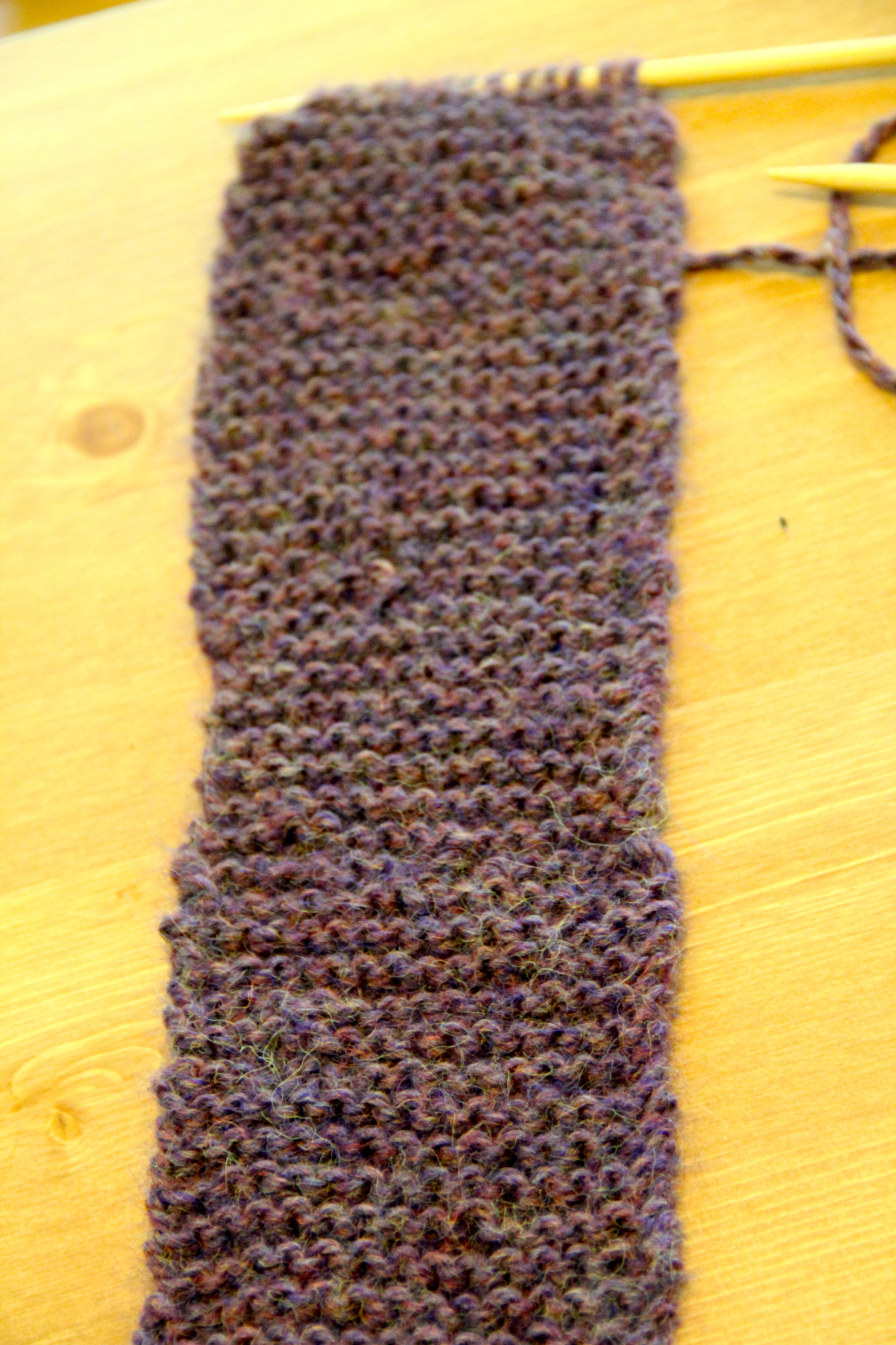 First Knitting Frustration-too many stitches - Needles and Know How
