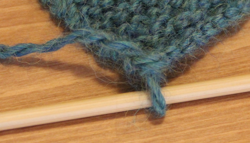 Finishing Knitting, How to Bind Off - Needles and Know How