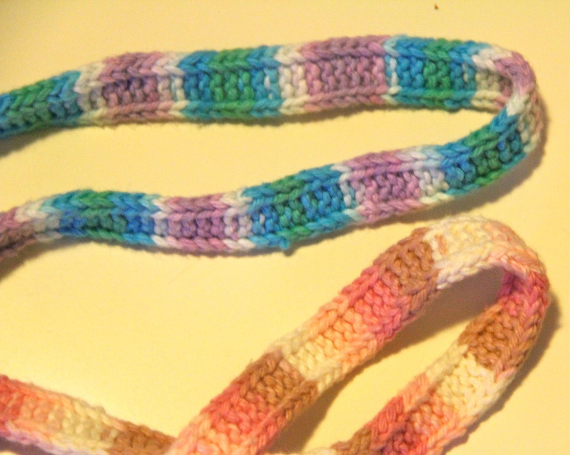 Slip Stitch Knit Belt Pattern for Kids - Needles and Know How