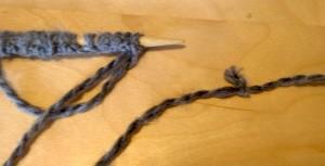 add a new ball of yarn
