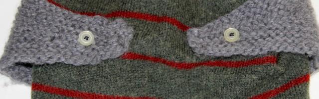 knit face mask