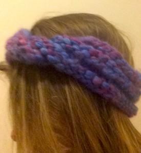 knit headband