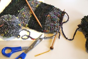 add new yarn